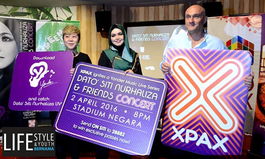Dato' Siti Nurhaliza & Friends Concert
