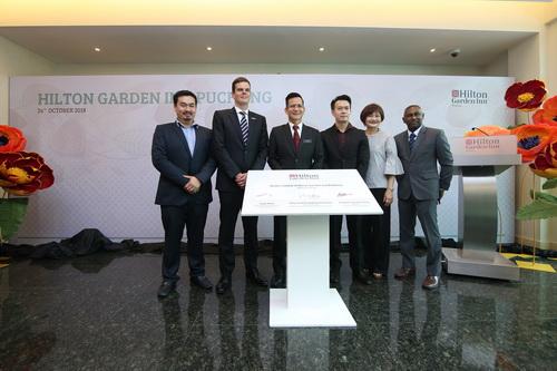 Hilton Garden Inn Puchong Now Open