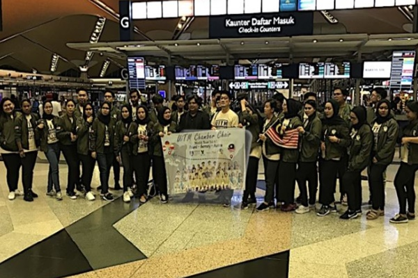 UiTM bags three gold medals at choir competition in Poland