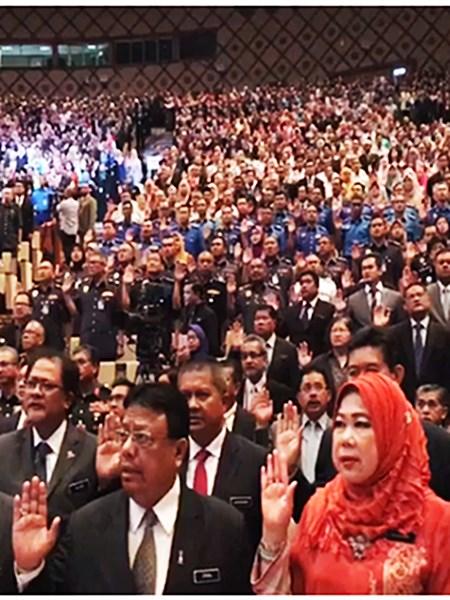 BERNAMA com - Tugas Baharu Hishammuddin Termasuk Bantu PM