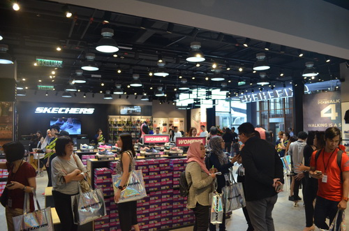 869c081c6cd6 Skechers City Outlet Opens At IPC Shopping Centre