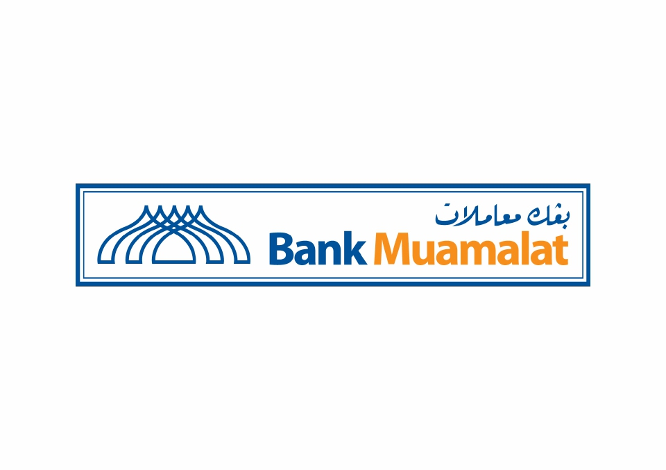 Bank Muamalat Indonesia Logo attached to the CorelDraw file has the format cdr versions of X3 and .EPS Preview Files in PNG format, with various file formats cdr, EPS, AI, PNG, PDF,