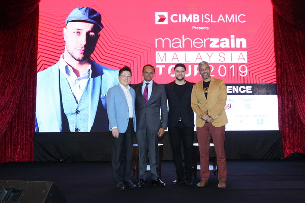 BERNAMA com - Maher Zain promises exciting performance in his