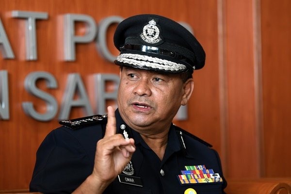 Image result for Police Commissioner Omar Mammah