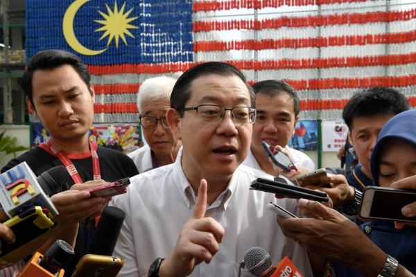 BERNAMA com - Guan Eng urges Malaysians to uphold unity