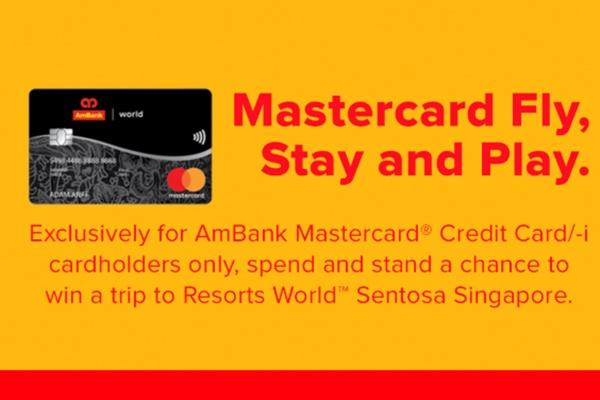 Bernama Com Ambank Mastercard Campaign Winners Receive All