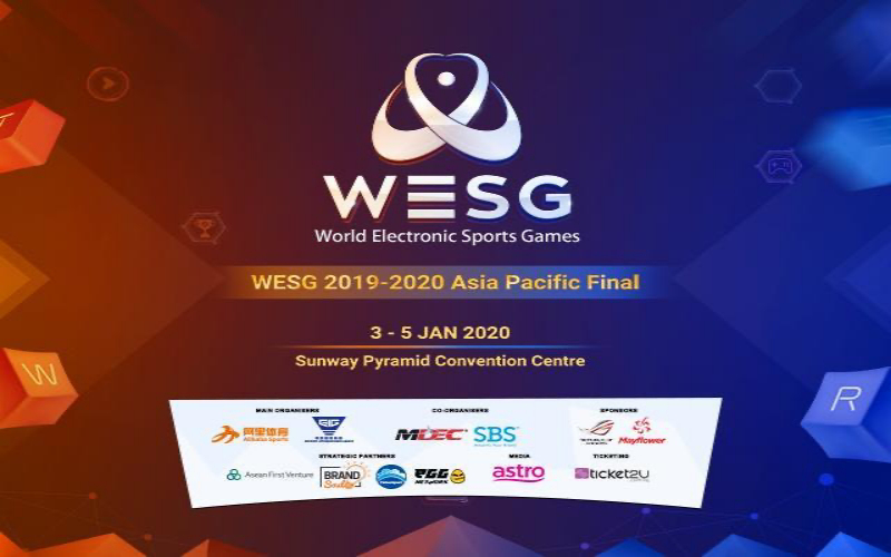 Biggest Games Of 2020.Bernama Com Wesg 2019 2020 Asia Pacific To Be Held In M