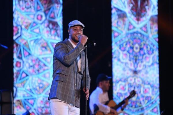 BERNAMA com - Maher Zain ends Malaysia tour concert in Sabah