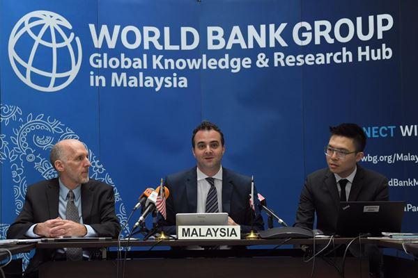 BERNAMA com - World Bank keeps Malaysia's 2019 GDP outlook
